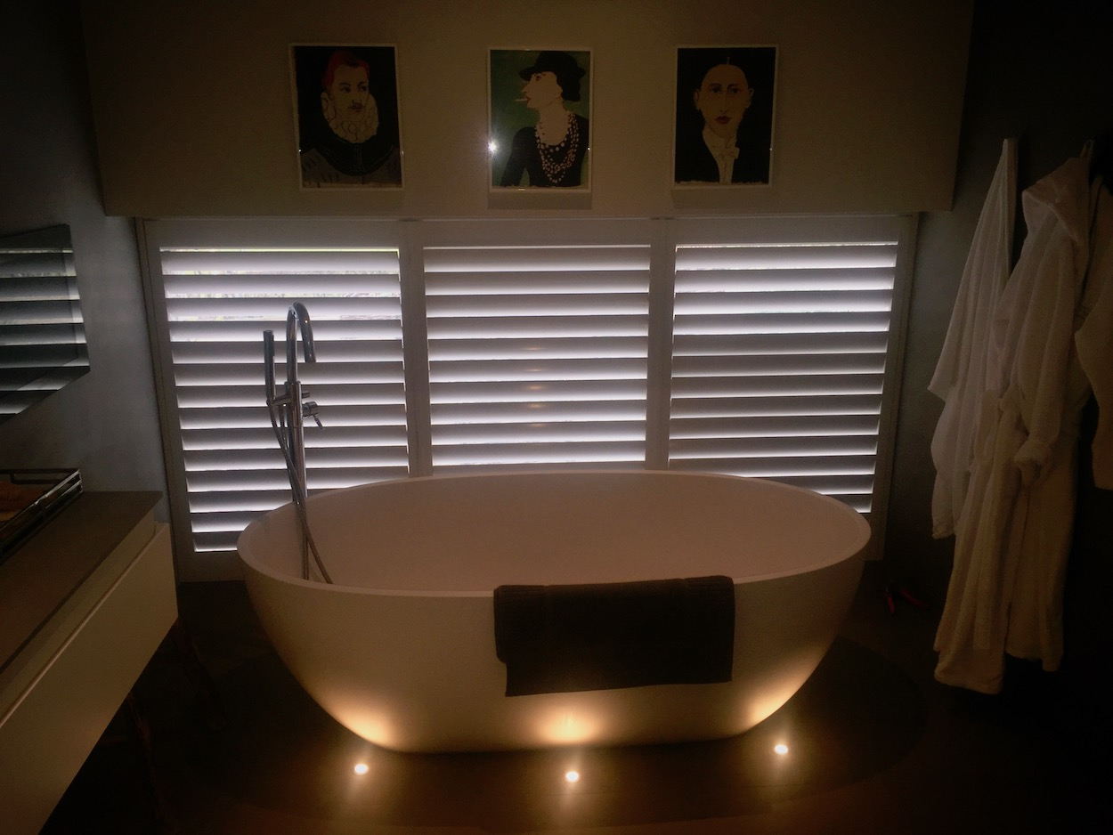 Specially Made Plantation Shutters