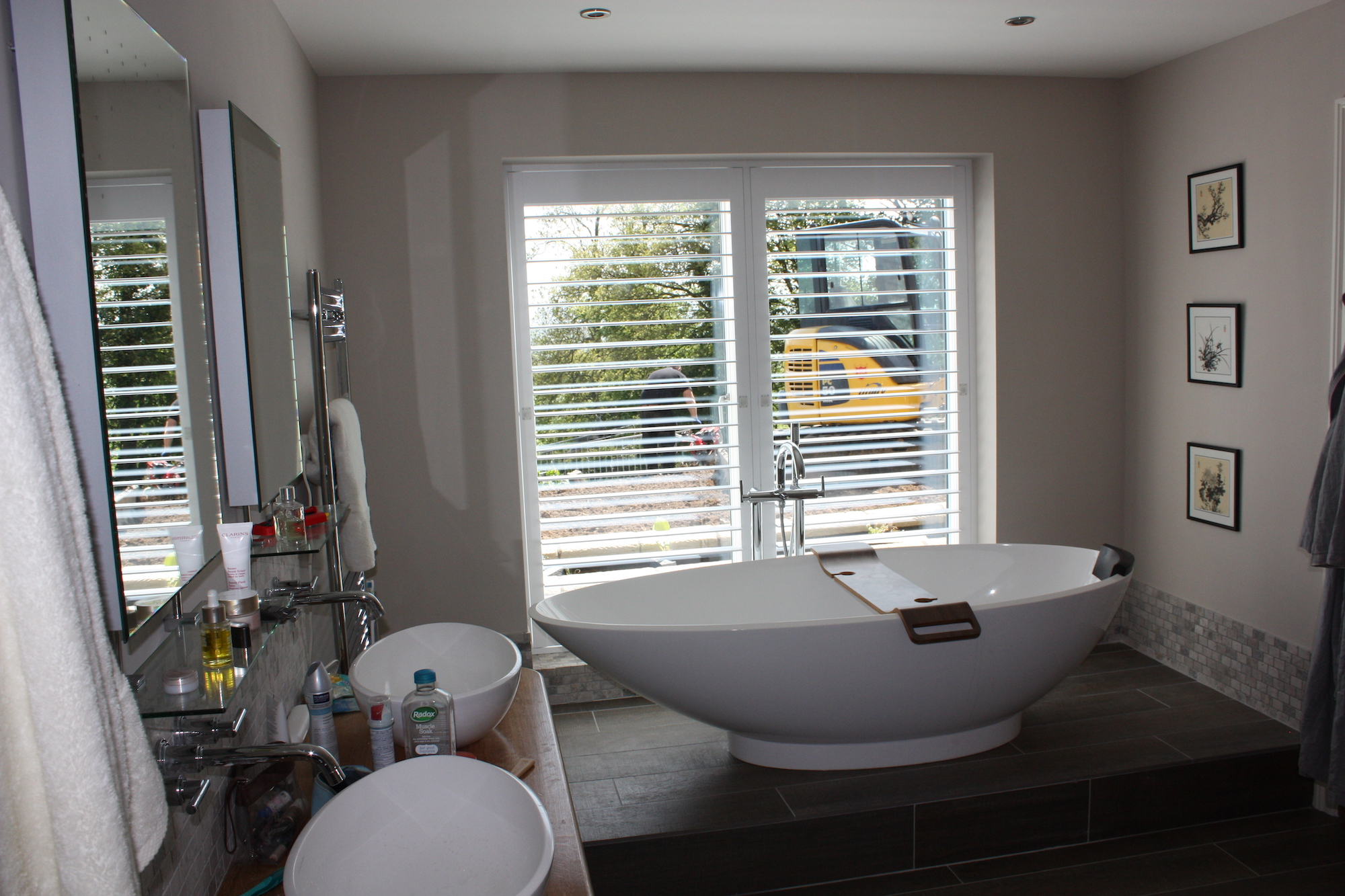Plantation Shutters Perfect For Bathrooms Shutter Perfection